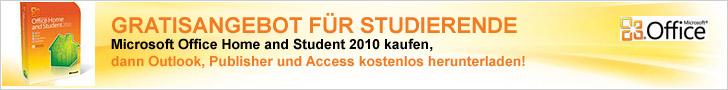 Gratis für Studenten
